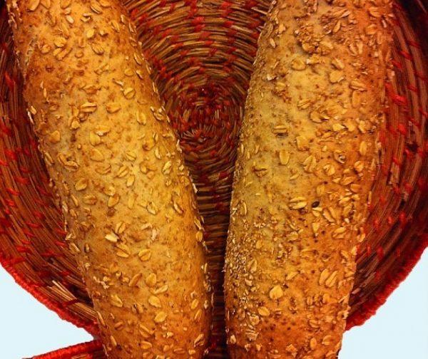 Pan de avena Arte&Sano