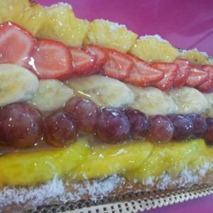 banda de frutas Arte&Sano