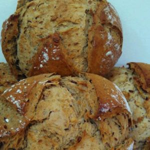 Pan con semillas de grano entero Arte&Sano