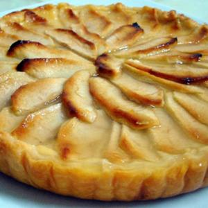 tarta de manzana Arte&Sano