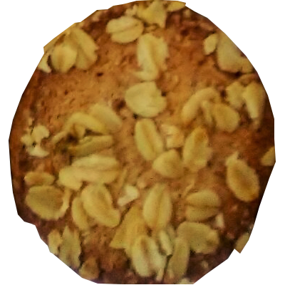 galleta artesana de avena
