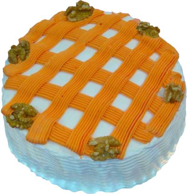 Tarta carrot cake Arte&Sano